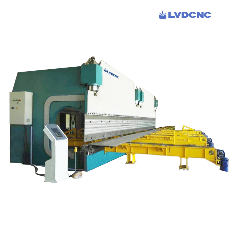 Light Pole Tandem press brake