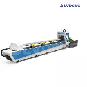 Plate and tuber laser cutting machine
